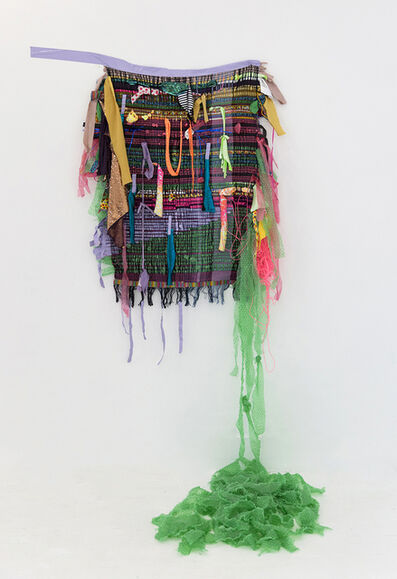 Denise Treizman, 'Weave done it', 2015