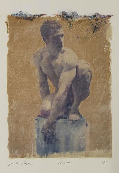 Mark Beard, 'Unidentified Kneeling Male', 1995