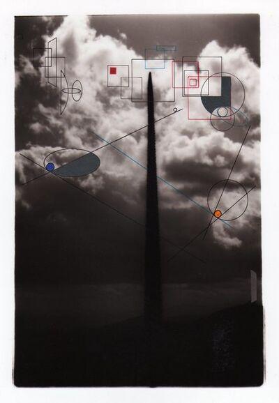 Luis Felipe Ortega, 'Sin título (La distancia natural entre las cosas)', 2017