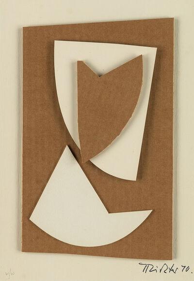 Hans Richter, 'Senza Titolo', 1970