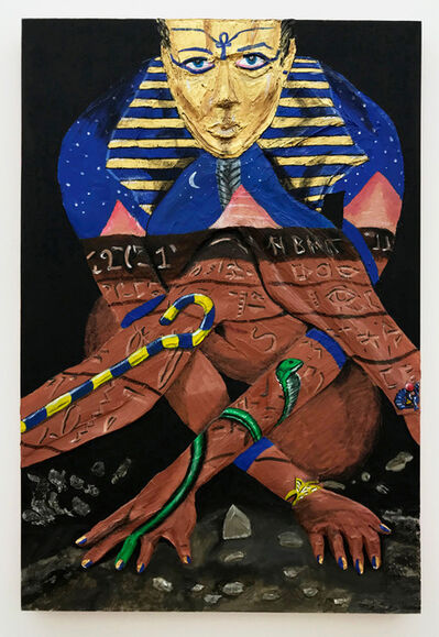Gina Beavers, 'Egypt', 2012