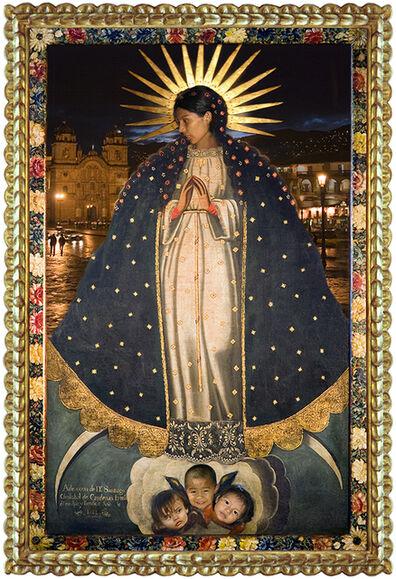 Ana de Orbegoso, 'Urban Virgins:  Virgen Inmaculada', 2006-2020