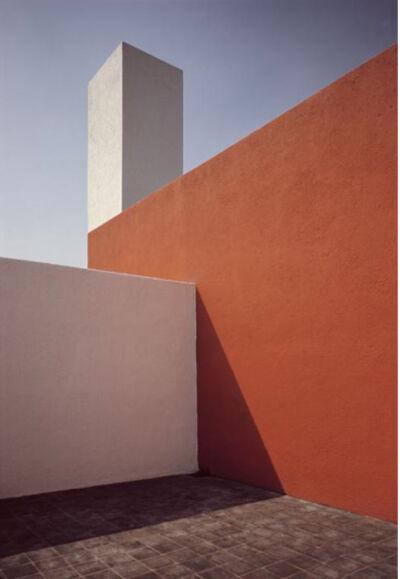 René Burri, 'House of the architect Luis Barragan, Mexico City, Tucubaya, Mexico 1969', 1969