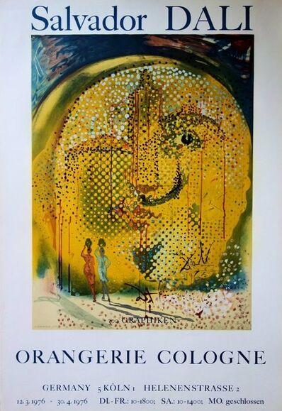 Salvador Dalí, 'Sol y Dali', 1967