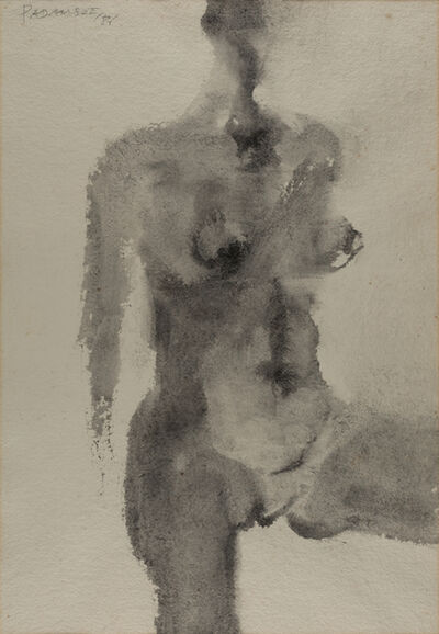 Akbar Padamsee, 'Untitled', 1986