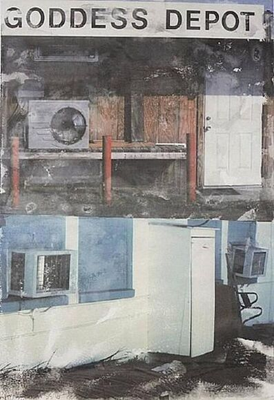 Robert Rauschenberg, 'In Transit, from Doctors of the World', 2001