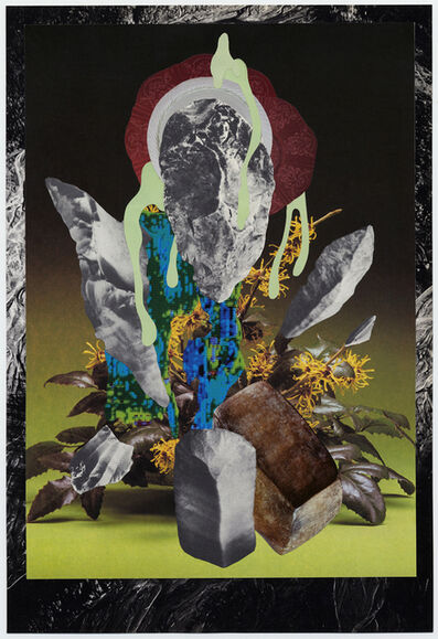 Michael Robinson, 'Hard Disk Neolithix', 2015