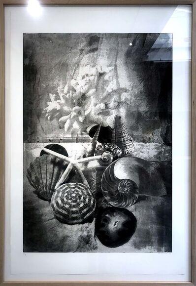 Edouard Wolton, 'Gravure noir #001', 2020