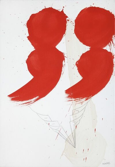 Fadia Haddad, 'Mask 3', 2017
