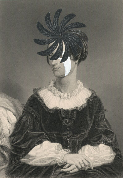 Kirsten Stolle, 'Mrs. Jacob Brewster 1859/2014 from the series de-identified', 2014
