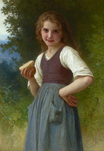 William-Adolphe Bouguereau, 'Le Goûter Aux Champs', 1891