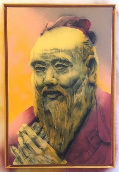 Alex Rupert, 'Portrait of Confucious ', 2017