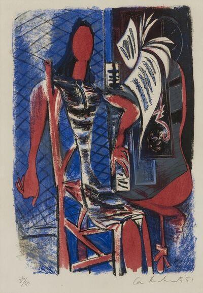 Ceri Richards, 'Baroque Interlude', 1951