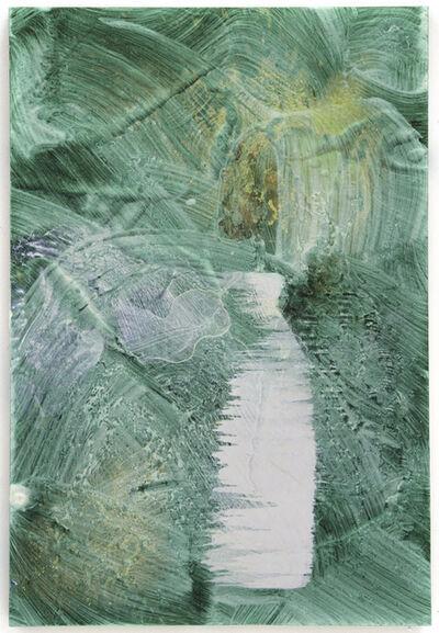 Joe Goode, 'Milk Bottle Painting 194 (MBp 319401)', 2014