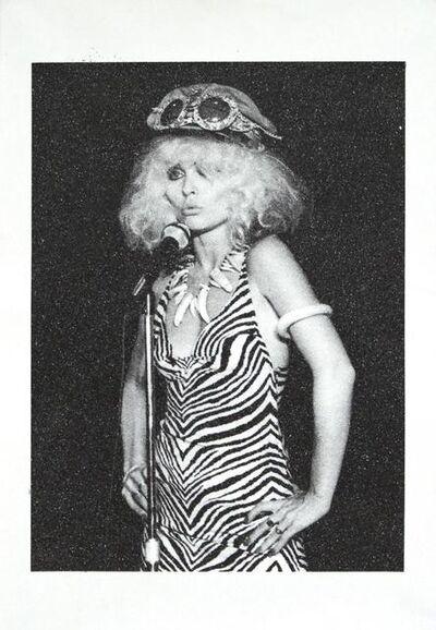Bob Gruen, 'Debbie Harry, Max's Kansas City, 1976 (Blondie)', 2018