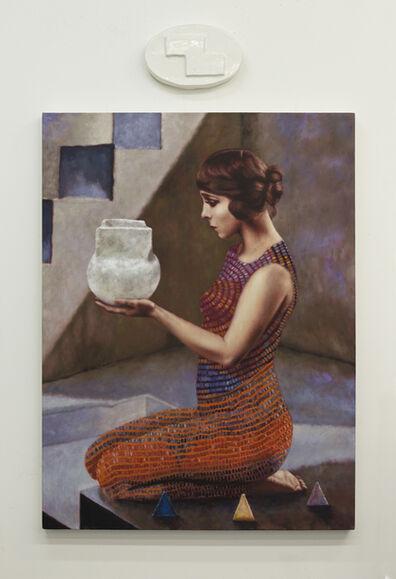 Alison Blickle, 'Talisman', 2015