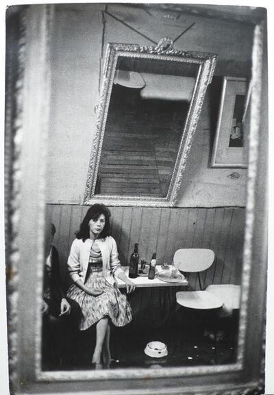 Sergio Larrain, 'Bar Los Siete Espejos, Valparaiso', 1963