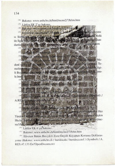 Orhan Cem Çetin, 'Açacak IV / Opener IV', 2012