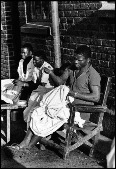 Ernest Cole, 'Sunday. South Africa. ', 1960