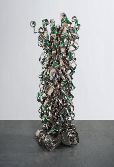 John Chamberlain, 'Popsicletoes', 2008