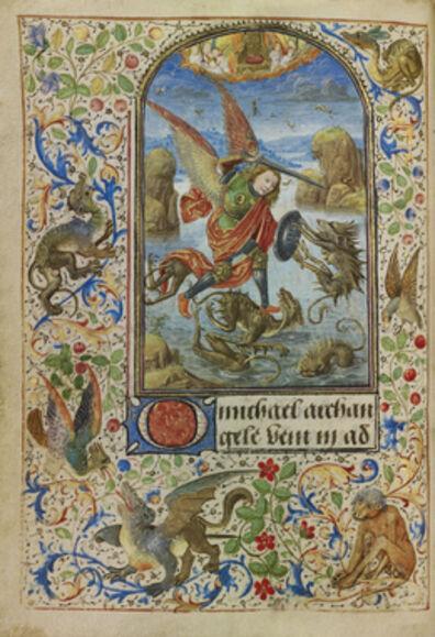 Lievan van Lathem, 'Saint Michael', 1469
