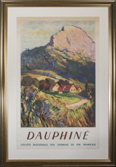 Paul Kelsch, 'Dauphine (Societe Nationale des Chemins de Fer Francais)', 1946