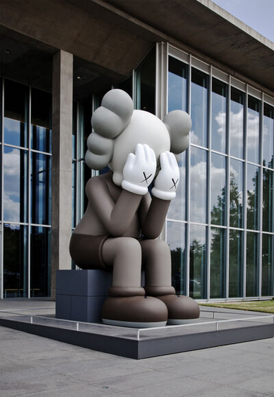 KAWS, 'KAWS COMPANION (PASSING THROUGH)', 2010