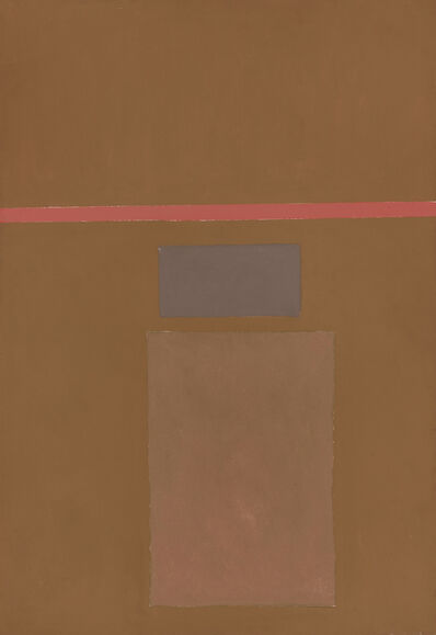 Theodoros Stamos, 'Corinthian Sun-Box I', 1969