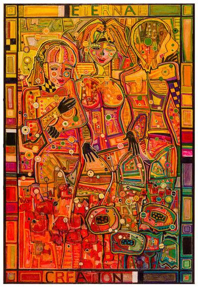 Rae Heint, 'Dance of Creation 3', 2015