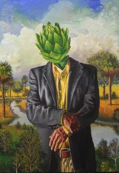 Bill Mead, 'Art Joke', 2015