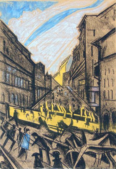 Hugó Scheiber, 'The Rhythm of the City', 1920-1930