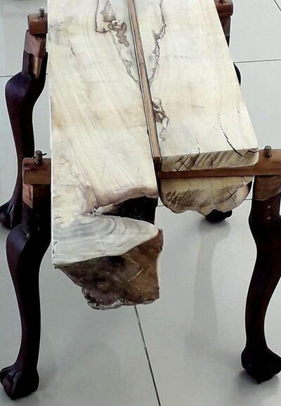 Isabel Mertz, 'Water damage', 2019