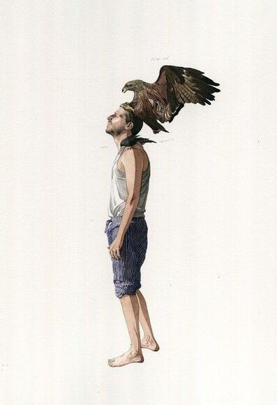Fabien Mérelle, 'Etude sculpture Birds', 2018