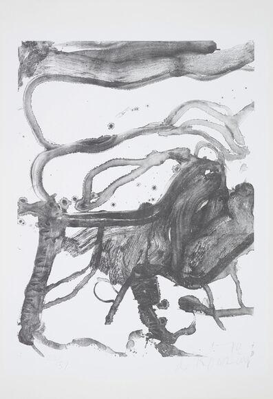 Willem de Kooning, 'High School Desk', 1970