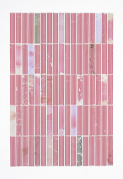 Robert Larson, 'Basic Stripes', 2009