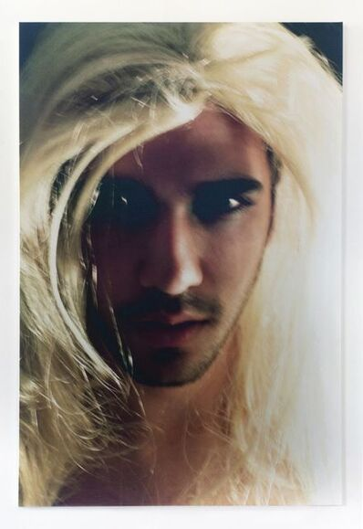 A.G., 'Untitled (productions still) blonde', 2018