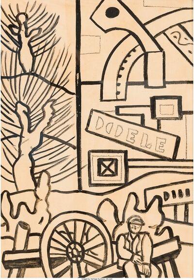 Fernand Léger, 'Paysage de Seine et Oise', 1951