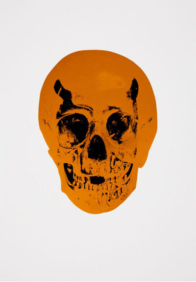 Damien Hirst, 'The Dead - Island Copper/Raven Black', 2009