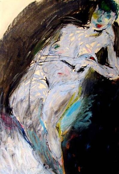 Allan Kaprow, 'Untitled Nude', ca. 1954