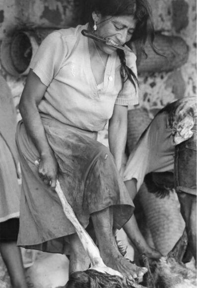 Graciela Iturbide, 'Carmen, La Mixteca, México', 1992