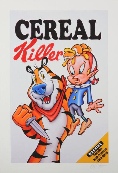 Ron English, ''Cereal Killer'', 2011