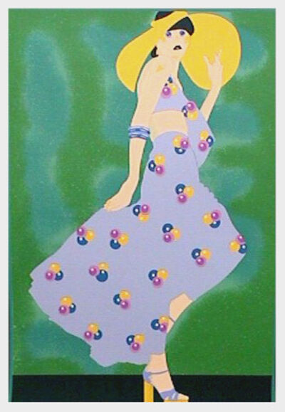 Kiki Kogelnik, 'Schon Aber Traurig', 1973