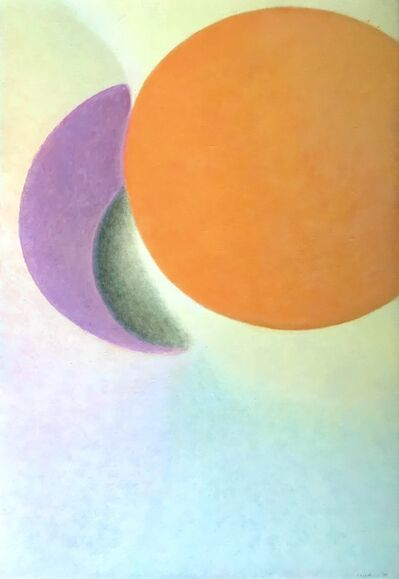 Bernard Childs, 'New Summer Sun', 1975