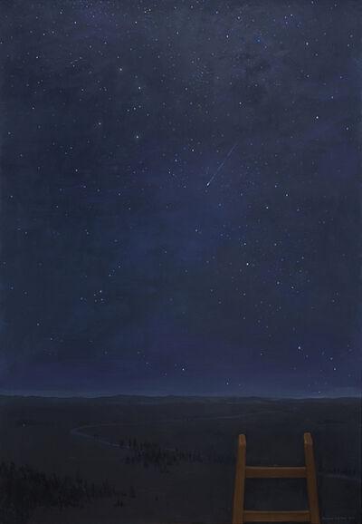 Fernando De La Jara, 'Noche y estrellas', 2019