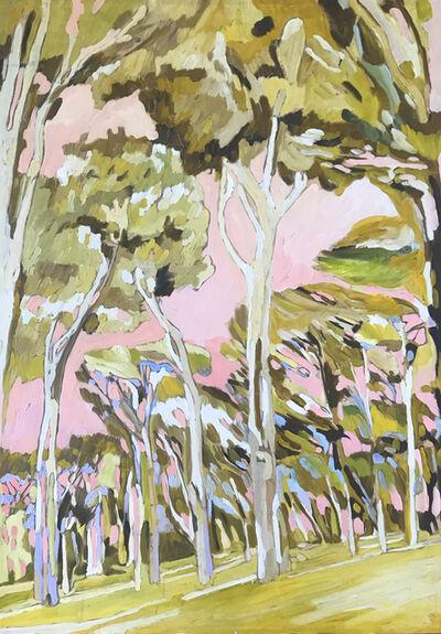 Laura Federici, 'Pines trees 19', 2012