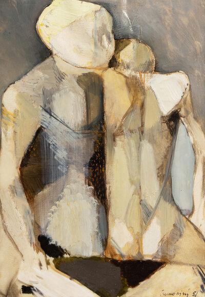 Leonardo Cremonini, 'Figure', 1951