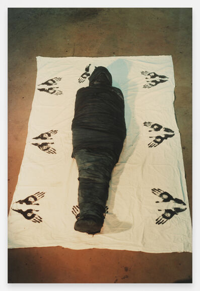 Ana Mendieta, 'Untitled: Silueta Series Iowa', 1977/1991