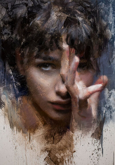 Casey Baugh, 'This Place is Mine', 2017
