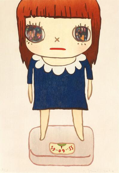 Yoshitomo Nara, 'Balance Girl', 2014