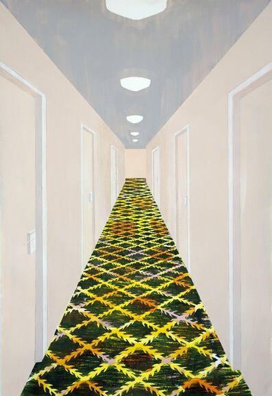 Carolyn Swiszcz, 'Hallway, Homewood Suites, Grand Rapids, MI', 2011
